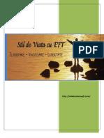 Raport Gratuit EFTpentruControlul Greutatii
