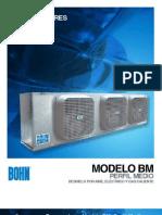 BCT 006 202 2 APM Evaporadores Para Camaras Frigorificas de Perfil Medio BM