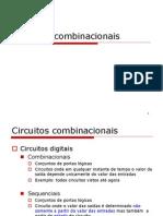 Circuitos Combinacionais Completo