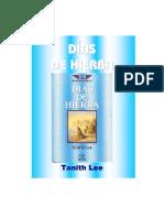 Lee, Tanith - Dias de Hierba