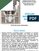 Oteluri inoxidabile austenitice