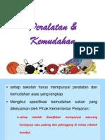 kriteria dan pemilihan aktiviti PJ
