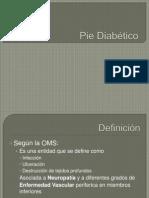 Fsiopatologia Pie Diabetico