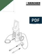 Karcher K2.60 Manual