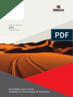 Trimegah Annual Report 2009