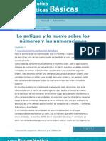 Lo Antiguo y Lo Nuevo Sobre Los Num y Las Numeracines MBS01_A1_02b
