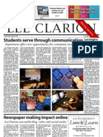 Lee Clarion Newsletter 2009