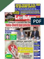 LE BUTEUR PDF du 17/05/2009