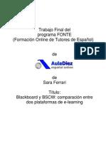 Blackboard y BSC