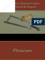 Medical Arts - The Physick & Surgeon
