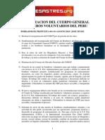 Reorganizacion del CGBVP, Jose Musse