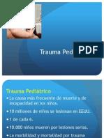 Trauma Pediatrico