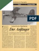 FlugRevue - Fieseler Fi 167