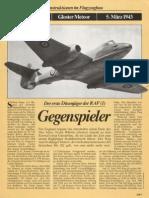 FlugRevue - Gloster Meteor