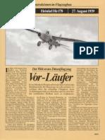 FlugRevue - Heinkel He 178