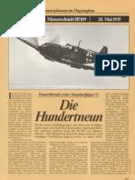 FlugRevue - Messerschmitt Bf 109
