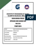 Apresiasi Seni Melayu & Oriental
