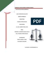 Términos y conceptos básicos que se aplican en la violencia intrafamiliar