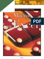Macros en Excel. Cómo aprovechar aún más sus hojas de cálculo