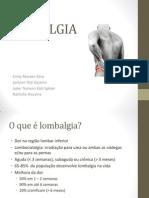Lombalgia Xx