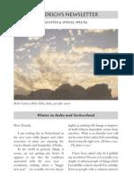 The Link (Friedrich's Newsletter), issue 5