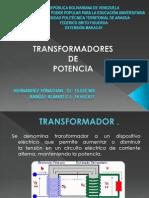 Transformadores de Potencia Mi Expo