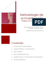 Metodología Sesión 7