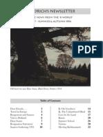 The Link (Friedrich's Newsletter), issue 7