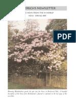 The Link (Friedrich's Newsletter), issue 8