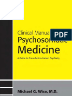 Psychosomatic Medicine