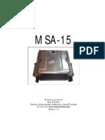 MSA15 Tuning Guide