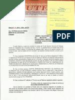 SUTEP - Oficio a Patricia Salas 06-2013
