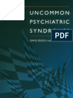 Uncommon Psychiatric Syndromes Fourth edition