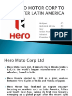 Hero Global PPT