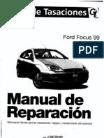Ford Focus 99. Man. Repar