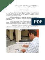 Cuando Un Arquitecto Proyecta(rHW3482)