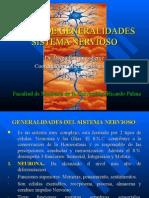 1ra Clase Neuro - Generalidades SN - Dr. Enriquez