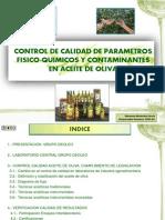 2 CONTROL CALIDAD PARAMETROS FISICOQUIMICOS Y CONTAMINANTES EN ACEITE DE OLIVA.pdf
