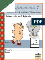 Cuaderno de Actividades de Matematicas Primer Ciclo Rompecocos1
