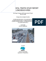 I-405 Widening Project Supplemental Traffic Study on Long Beach
