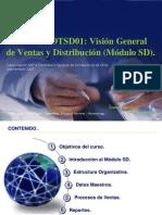 Curso DTSD01 - Visión general de ventas y Distribución