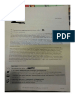 Citi Bike Data Breach Letter