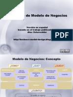 Modelo Negocios Template