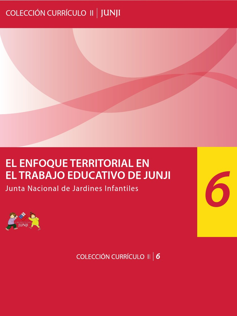 Coleccion Curriculo II - N 6 El Enfoque Territorial en Trabajo ...