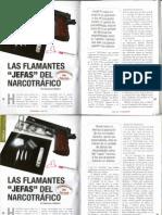 Reportaje Las Flamantes Jefas Del Narcotrafico Por Genoveva Caballero Abril 2007003