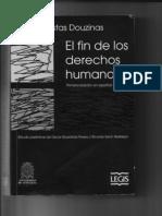 El Fin de Los Derechos Humanos-Costas Douzinas