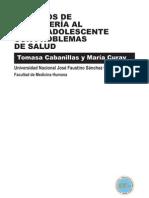 CUIDADOS DE ENFERMERÍA AL NIÑO Y ADOLESCENTE CON PROBLEMAS DE SALUD