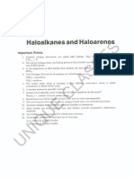 Ncert Solution for Halo Alkanes With Watermark