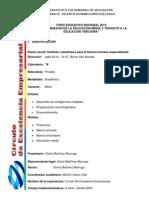 TRANSFORMACIÒN DEL CURRICULO