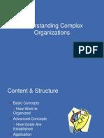 U Complex Organizations Reformat